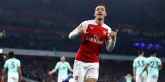 Transfer van Özil naar Fenerbahçe nadert zijn voltooiing