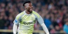 Seedorf selecteert Ajax-doelman Onana voor Afrika Cup