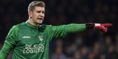NEC legt transfervrije goalie Branderhorst twee jaar vast