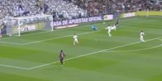 Video: Rakitic opent met slim stiftje de score in El Clásico