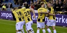"""Van der Werff belangrijk voor Vitesse: """"Frustratie en blijdschap"""""""