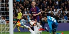 Rakitic vanwege 'technische redenen' buiten Barcelona-selectie