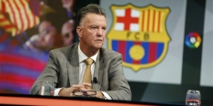 """Van Gaal: """"Messi moet zich aanpassen aan het team"""""""