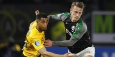 Sierhuis vindt zichzelf 'absoluut' niet te goed voor FC Groningen