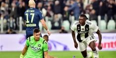 B-ploeg Juventus simpel langs Nederlandse enclave Udinese