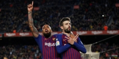 FC Barcelona-verdediger Piqué twijfelgeval vanwege Davis Cup