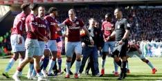 'Fan' die Aston Villa-captain neersloeg moet weken brommen