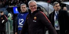 Ranieri luistert terugkeer AS Roma op met moeizame zege