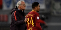 Misser Kluivert doet AS Roma pijn in strijd om CL-ticket