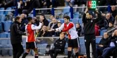 Feyenoord enkele weken zonder verdediger St. Juste