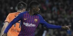 'Dembélé blijft bij FC Barcelona, slecht nieuws voor Memphis'