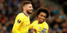 Chelsea ook in return eenvoudig langs Dinamo Kiev