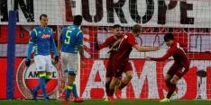 Nederland raakt elfde plaats kwijt door zege van Salzburg