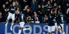 Willem II door het dolle heen na 'verdiende' stunt bij Feyenoord
