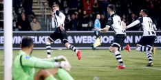 Heracles via drie kopgoals langs tien man van Vitesse