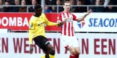 Schwaab weet nog niet of hij zijn contract bij PSV gaat verlengen