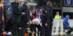 Van Bergen en Heerenveen halen opgelucht adem na MRI-scan