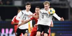 Vernieuwd Duitsland speelt gelijk in aanloop naar duel met Oranje
