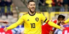 Hazard voor derde keer op rij 'Rode Duivel van het Jaar'