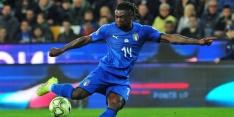 Debutant Kean helpt Italië aan zuinige winst tegen Finland