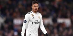 """Varane blijft bij Real Madrid: """"We komen sterker terug"""""""