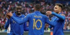Frankrijk boekt eenvoudige overwinning op IJsland