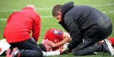 Schär mag na dramatisch incident niet spelen bij Zwitserland