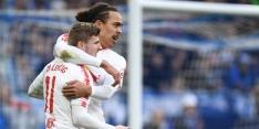 Buitenland: Leipzig haalt flink uit, Everton verslaat West Ham