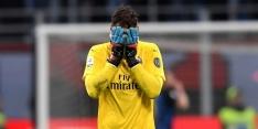 Onbegrijpelijke flater Donnarumma zorgt voor nederlaag AC Milan