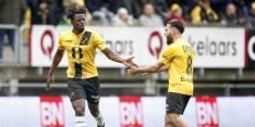 'NAC Breda ziet huurling definitief verkassen naar Aberdeen'