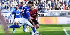 Schalke en Stevens winnen eindelijk een Bundesliga-wedstrijd