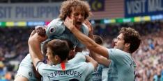 Chelsea boekt gestolen zege na buitenspelgoal tegen Cardiff City