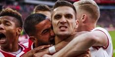 Tadic Speler van de Maand, Isak wint talentenprijs