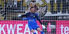 """Roda JC-doelman Muyters uitgefloten: """"Dit gaat ons niet helpen"""""""