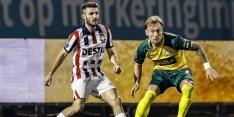 """Willem II'er Crowley wenst: """"Ik wil in de Premier League spelen"""""""