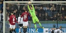 Willem II mogelijk zonder doelman Wellenreuther in bekerfinale