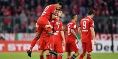 Bayern München voorkomt in krankzinnig duel enorme bekerstunt
