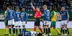 """Fortuna Sittard niet blij met Rodriguez: """"Verkloot de wedstrijd"""""""