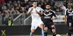 Strootman verzuimt met Marseille top vier binnen te dringen