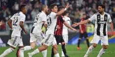 B-keus Juve doorstaat met moeite laatste test voor Ajax