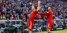 Bayern tikt Dortmund van de mat en herovert koppositie