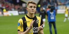 Ødegaard glimlacht bij Ajax-vraag en houdt alle opties open