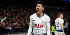 Son voor derde keer gekozen tot beste voetballer van Azië
