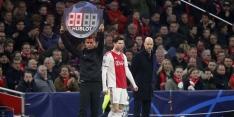 Trefzekere Ekkelenkamp wil met Jong Ajax voor de titel gaan