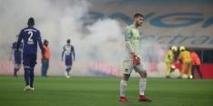 Anderlecht krijgt zware straf vanwege ongeregeldheden