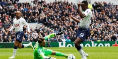Tottenham wint ook derde wedstrijd in nieuwe stadion
