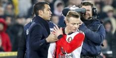 Clasie geen tweede captain meer bij Feyenoord na wissel