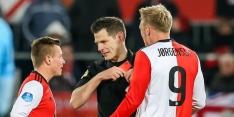Feyenoord legt Clasie boete op, dubbele straf Jørgensen