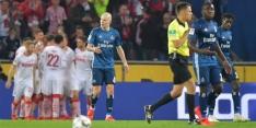 Buitenland: Atalanta mist kansen, HSV heeft weinig aan remise