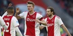 Ajax 'in afwachting op transfer' zonder De Ligt naar Oostenrijk
